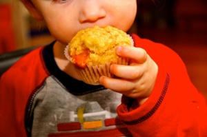 caramel-apple-muffins-halloween